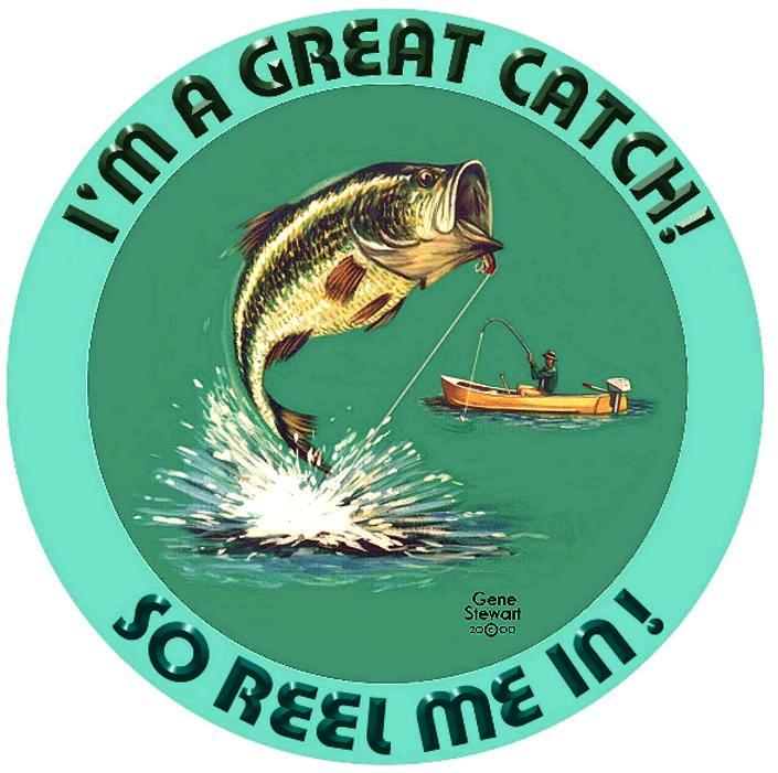 A Great Catch T Shirt design
