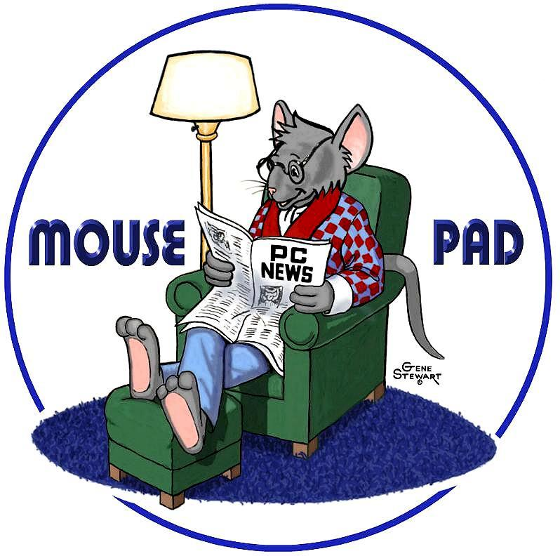 Mouse Pad T Shirt design