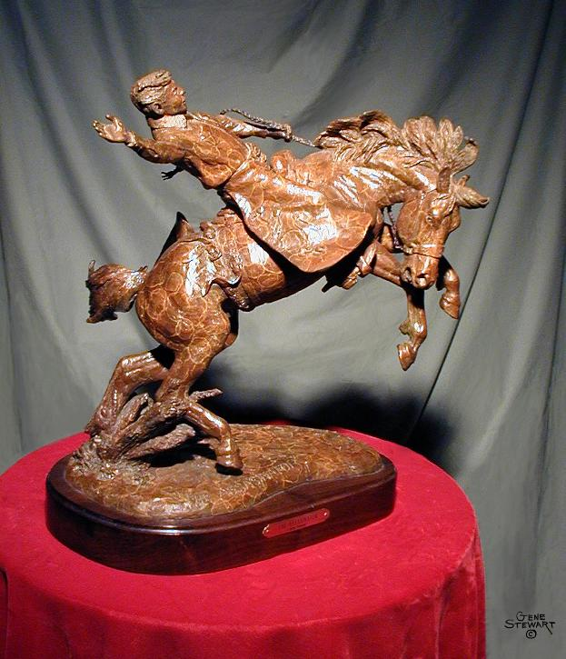 """The Assassinator"". bronze"